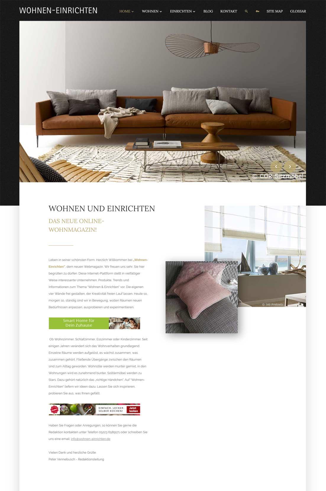 wohnen und einrichten. Black Bedroom Furniture Sets. Home Design Ideas